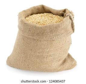 Sack of wheat