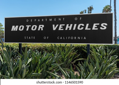 SACRAMENTO, CA - JULY 31, 2018: The California legislature reconvenes on Aug. 6, and rising wait times at the DMV will be their priority.
