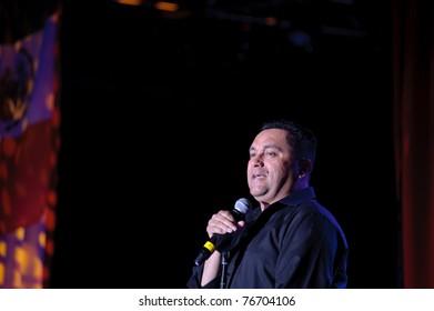 SACRAMENTO, CA - MAY 5: Dennis Gaxiola performs at Thunder Valley Casino on May 5, 2011 in Rocklin, CA