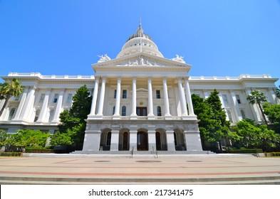 Sacramento Capitol Building, California, USA