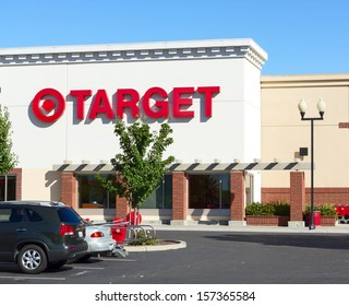 SACRAMENTO, USA - SEPTEMBER 23:  Target store on September 23, 2013 in Sacramento, California. The Target Corporation is the second-largest discount retailer in the United States.