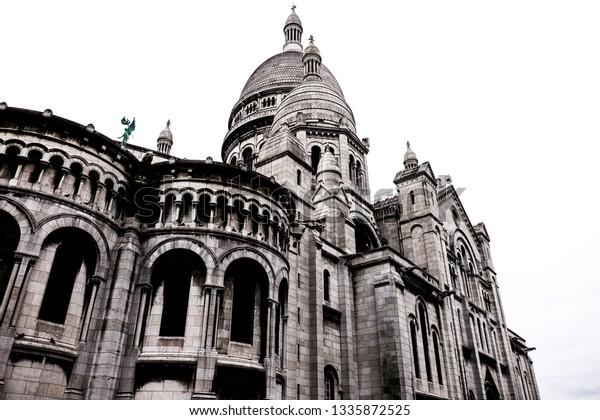 sacre coeur Vacation beautiful church landmark
