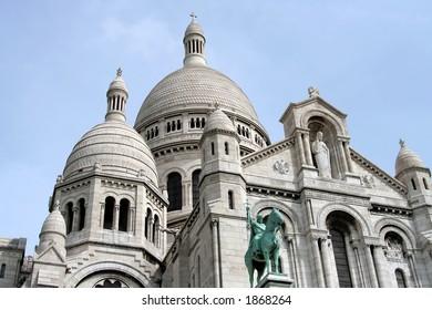 Sacre Couer, Paris