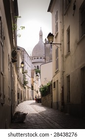 sacred heart in paris France