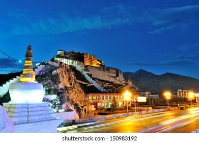 Sacred Potala Palace