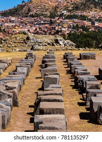 Sacsayhuaman Archaeological  site, Peru