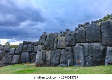 Sacsayhuaman is a citadel on the northern outskirts of the city of Cusco, Peru, the historic capital of the Inca Empire.