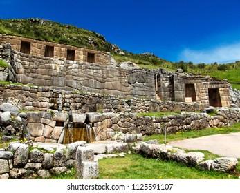 sacsayhuaman peru ruins