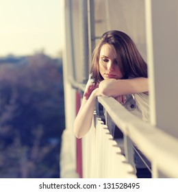 Royalty Free Alone Girl Stock Images Photos Vectors Shutterstock
