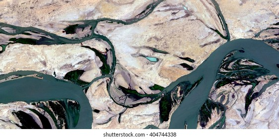 sad boy,abstract photography of the deserts of Africa from the air, bird's eye view, abstract expressionism, contemporary art, Science fiction, optical illusions,