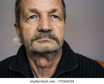Sad old men