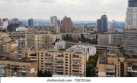 sad and ugly urban development