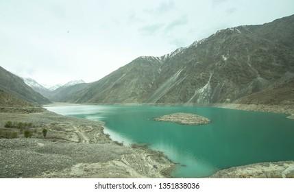 Sadpara Lake Skardu, Pakistan