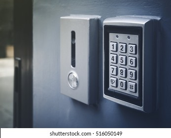 Safe lock code Password Pad number Protection Safety box bank