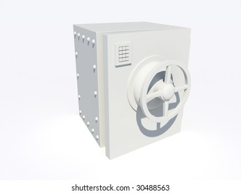 Safe on a white background.