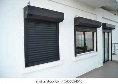 safe and secured alu sliding window