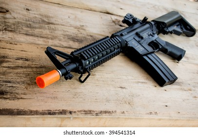 Safety. Gun. Close the air gun barrel at all times when not in use to prevent any danger that might arise.
