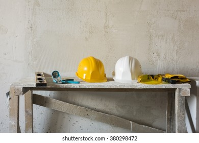 Safety hardhats and tools