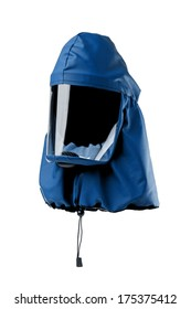 Safety Headtops - Full Face Mask, Long Hood