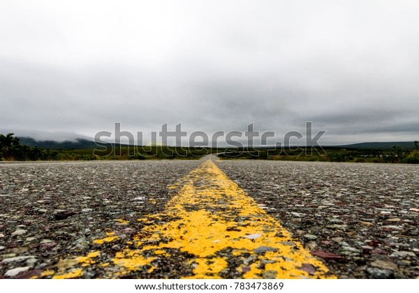 Safety line in Newfoundland