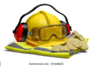 Safety, Protective Workwear, Protective Eyewear.