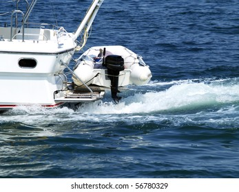safety rubber boat