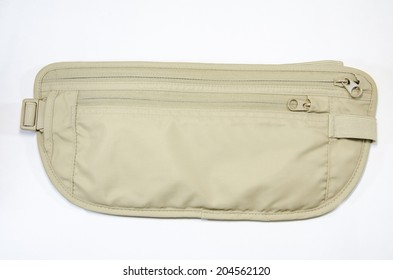 safety waist pouch for traveler