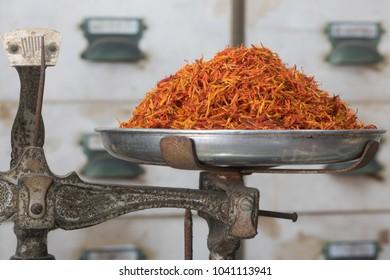 Safflower herbal for healthty