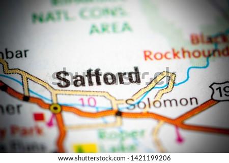 Safford Arizona USA On Map | Royalty-Free Stock Image on greasewood arizona map, black canyon city arizona map, jasper arizona map, klondyke arizona map, tonalea arizona map, wilson arizona map, mingus mountain arizona map, st. johns arizona map, jackson arizona map, cibola arizona map, wittmann arizona map, dragoon arizona map, santa fe arizona map, las cruces arizona map, mescal arizona map, humboldt arizona map, cherry arizona map, el dorado arizona map, roswell arizona map, dudleyville arizona map,