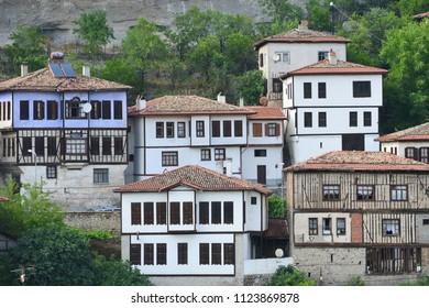 Safranbolu historical ottoman style houses - Safranbolu, Karabuk - Turkey