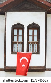 Safranbolu Houses - Safranbolu is a small city with preserved Ottoman style old houses and a major tourist magnet in Karabuk - Turkey
