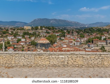 Safranbolu, Turkey - 21st September 2017 - a Unesco World Heritage site, Safranbolu is known the typical Ottoman buildings. Here in particular a glimpse at the Old Town