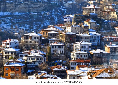 Safranbolu is a unique Anatolian city in the Black Sea region in Turkey with its beautiful well preserved Ottoman houses.