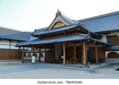 Saga castle history museum in Saga prefecture, Japan