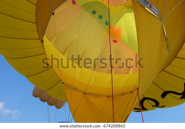 Saga International Balloon Fiesta /Saga International Balloon Festival - November 2016,Saga, Japan