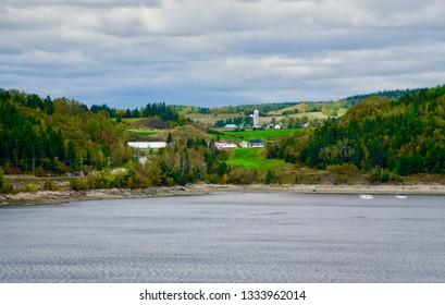 Saguenay River Quebec