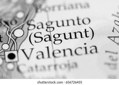 Sagunt. Spain