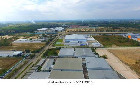 Sahapat industrial,lamphun,north in thailand.