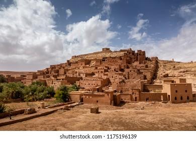 Sahara desert ,great landscape in Morocco