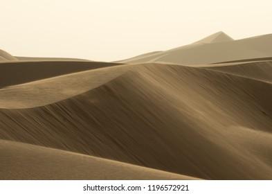 Sahara desert Marocco