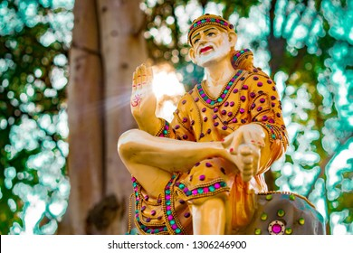Sai Baba Statue Images, Stock Photos & Vectors | Shutterstock