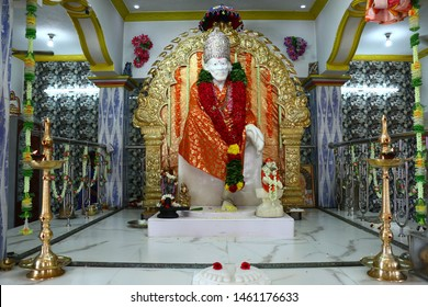 Sai Baba Images, Stock Photos & Vectors   Shutterstock