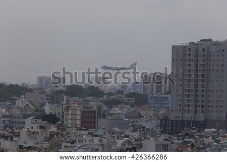 Sai Gon Vietnam 24 May 2016 Stock Photo (Edit Now) 426366286