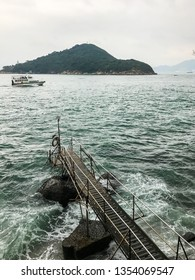 Sai Wan Swimming Shed in Hong Kong