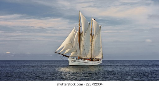 Sail Boat. Sailing ships Collection