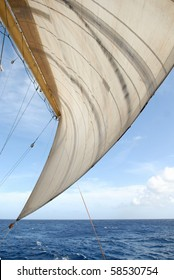 Sail and the sea