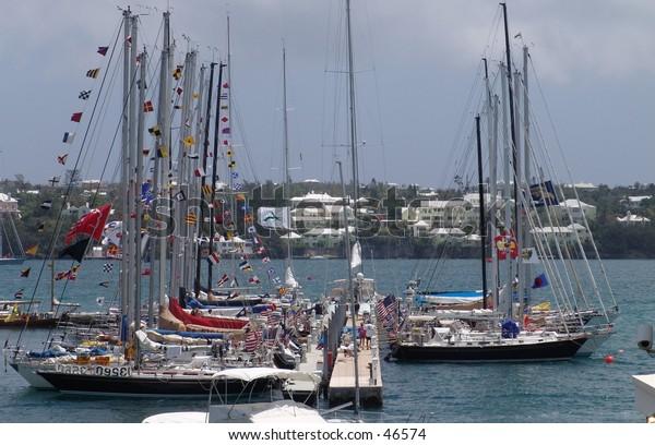 Sailboat Harbor One