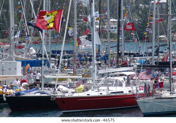Sailboat Harbor Two