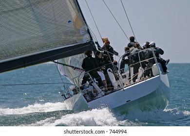 sailing at the limit