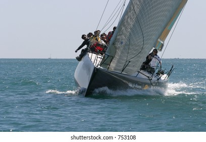 sailing at the limit VI
